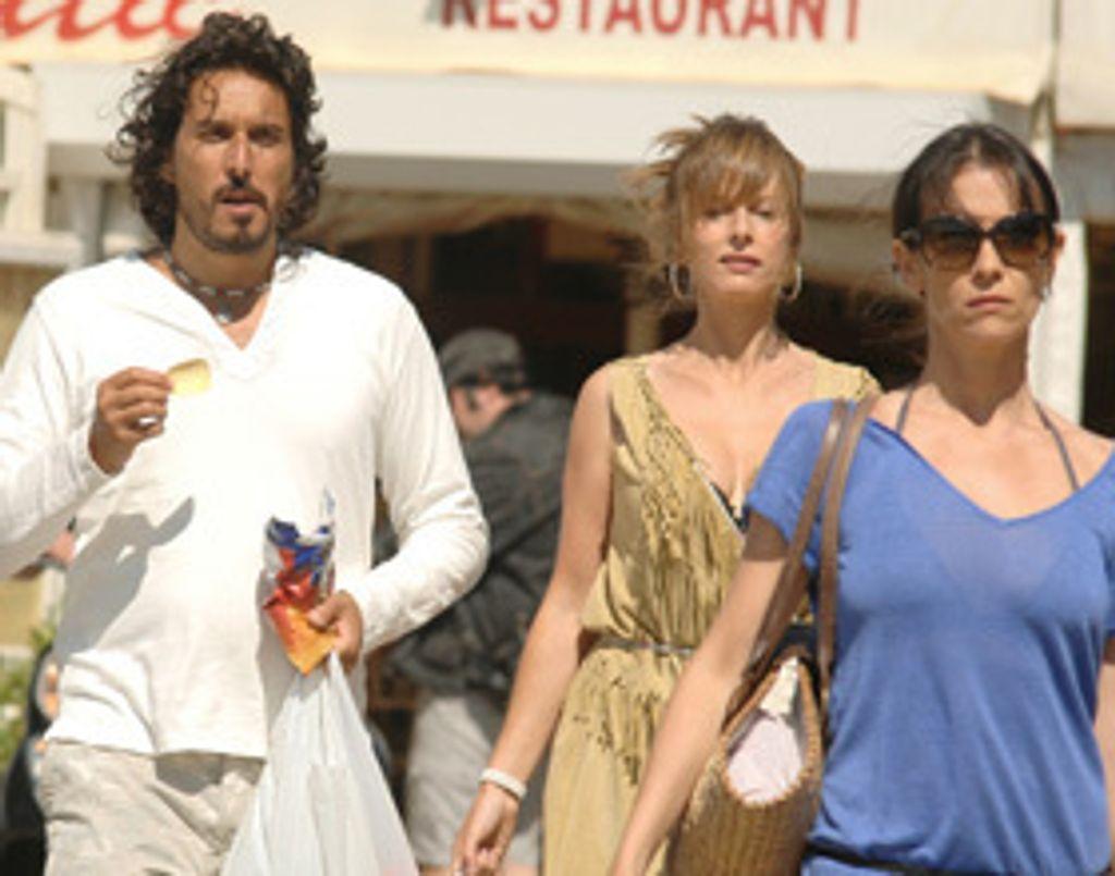 Les randonneurs à St Tropez