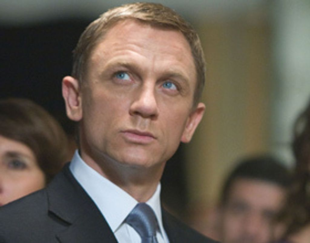 """Quantum of Solace"" : le retour de Bond !"