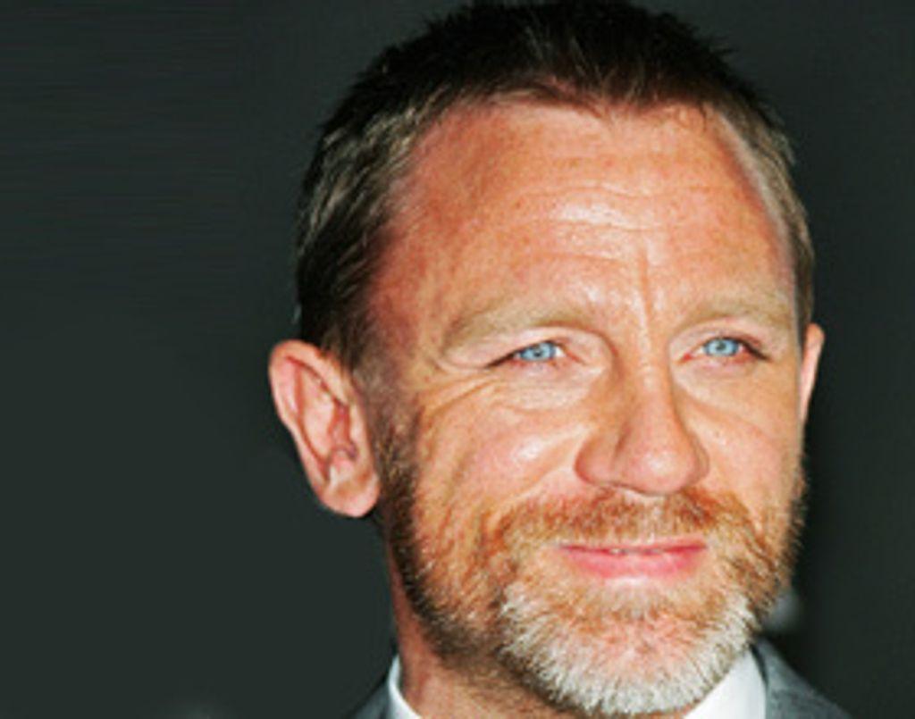 Daniel Craig dans la peau de Rackham le Rouge !