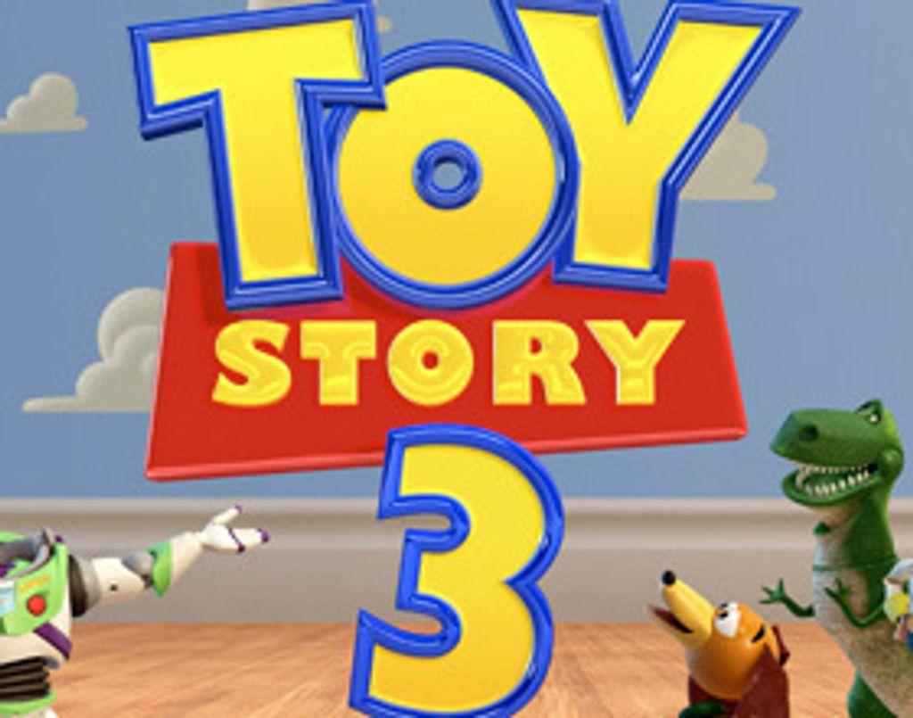 Toy Story 3, l'événement
