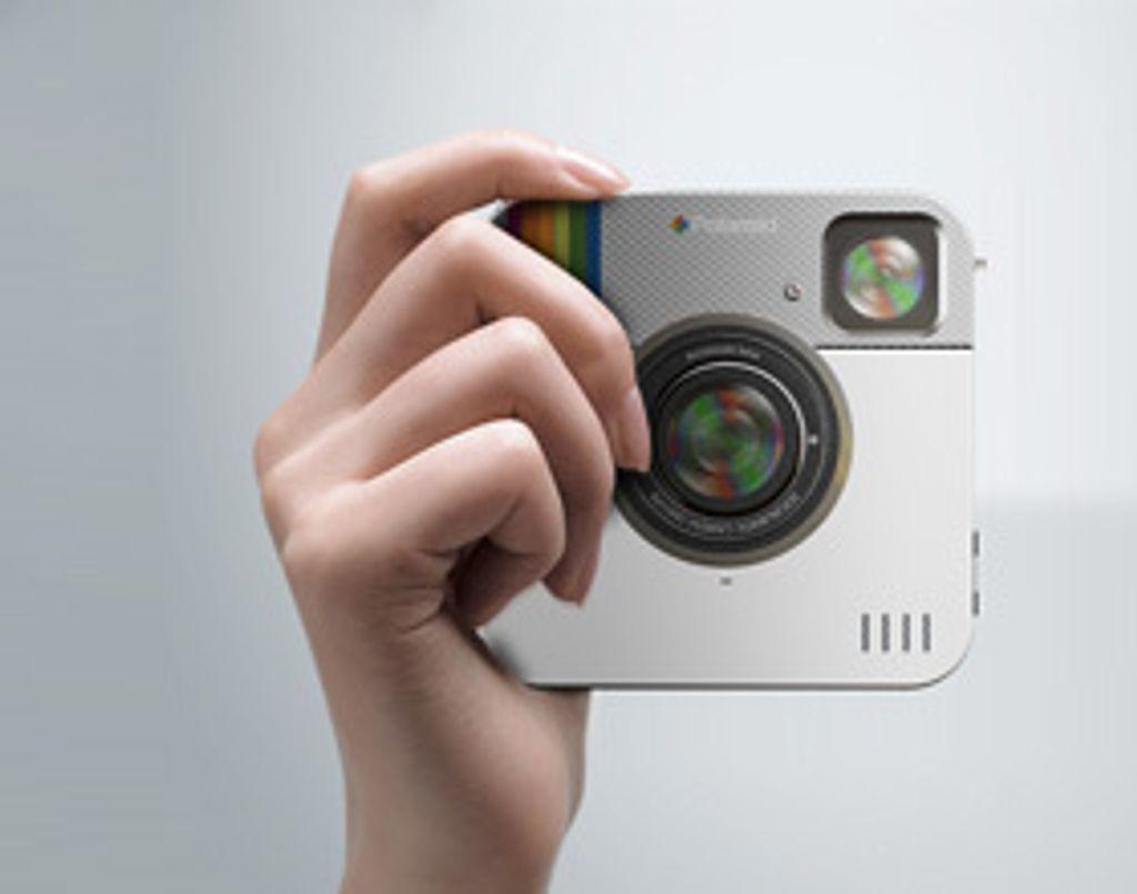 Un appareil photo Instagram chez Polaroid!