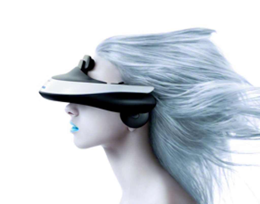 Le premier casque virtuel 3D !