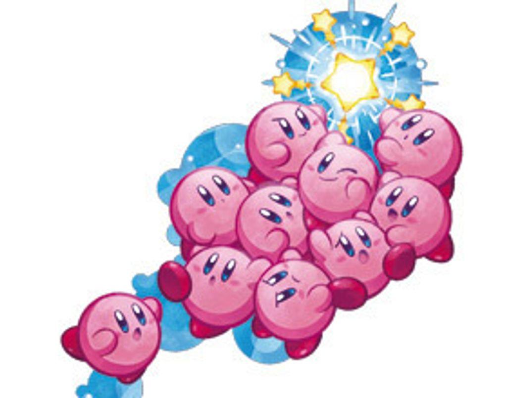 Kirby est de retour sur Nintendo DS !