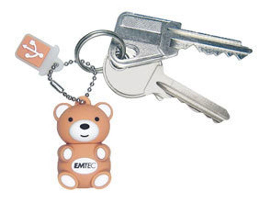 """EMTEC sort une gamme de clés USB """"zoo"""""""