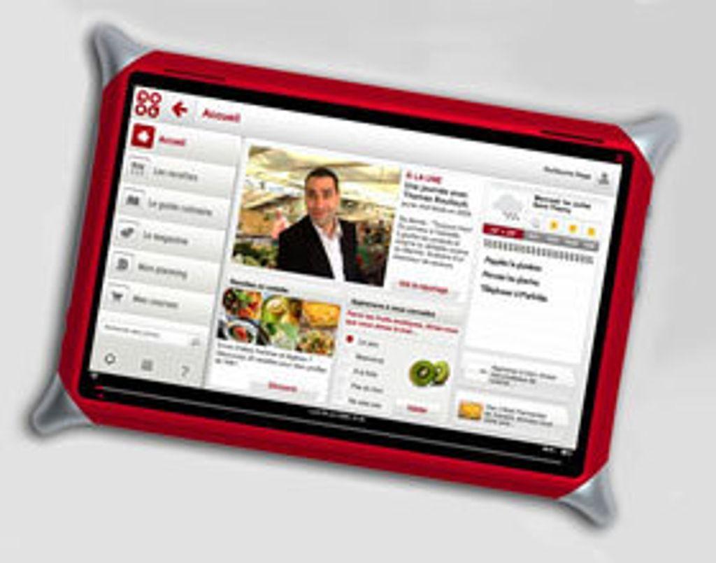 Votre coach culinaire interactif !