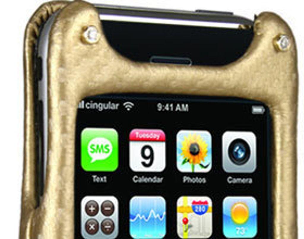 Un étui pour mon iPhone ?... à 20 000 dollars !