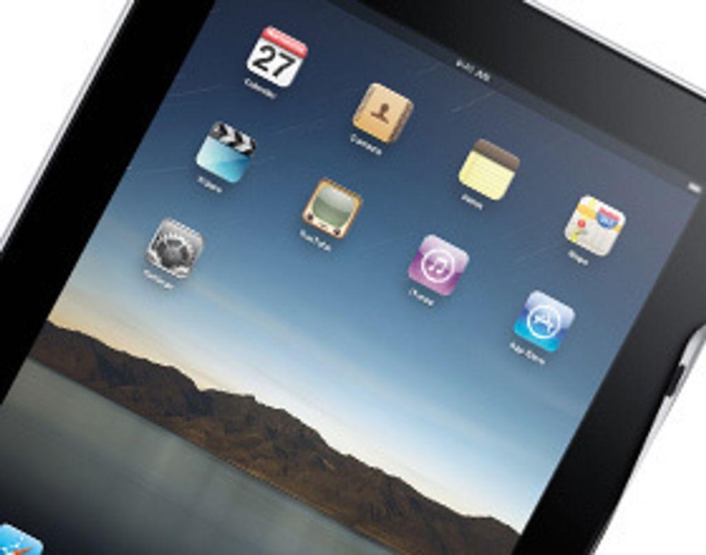 La tablette tactile d'Apple débarque chez nous !