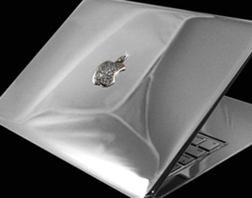 Le MacBook le plus cher du monde !