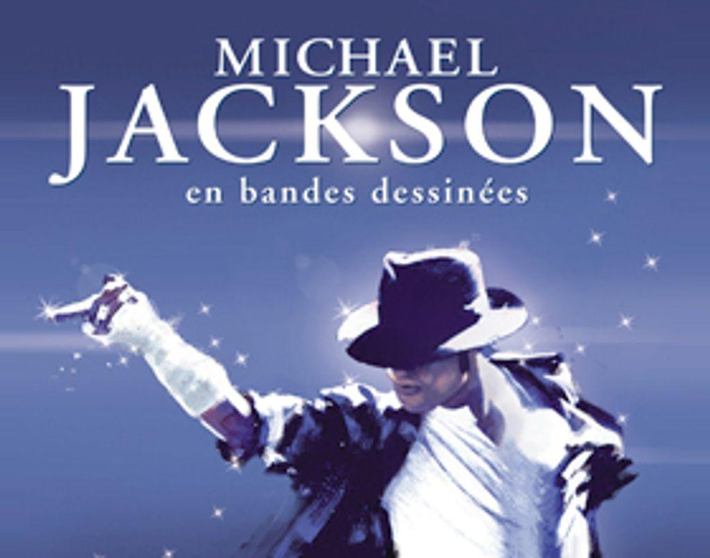 Michael Jackson va revivre en BD musicale sur mon IPhone !
