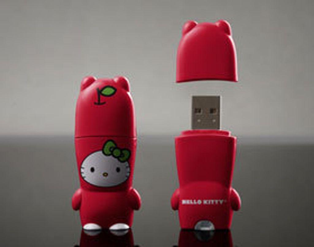 MIMOBOT fête l'anniversaire d'Hello Kitty