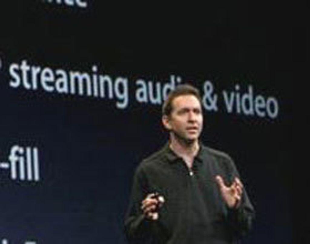Le nouvel iPhone se la joue speed