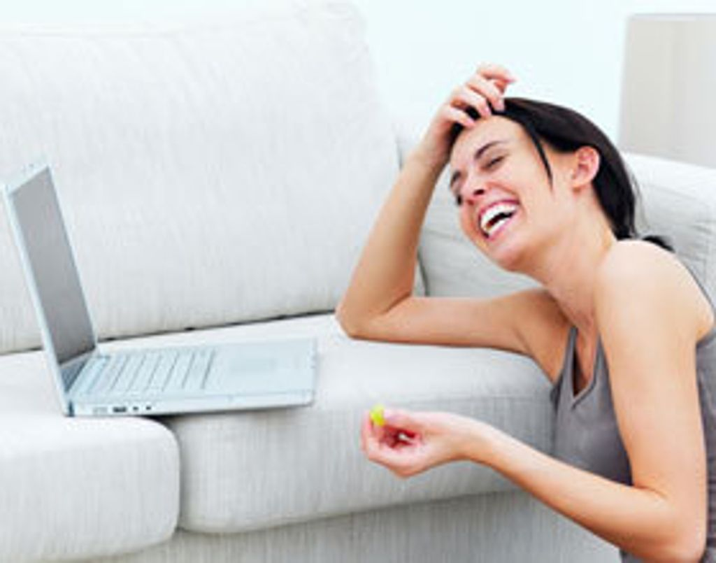 24h dans la vie d'une micro-bloggeuse