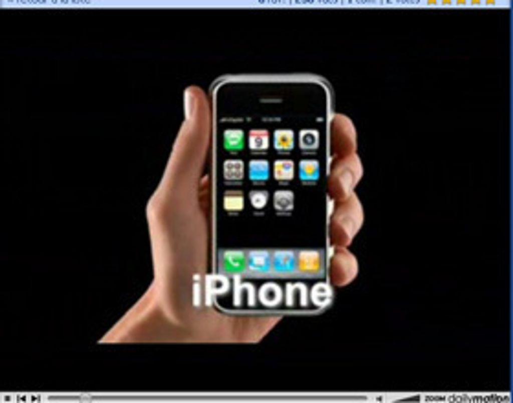 L'iPhone, je m'en moque !