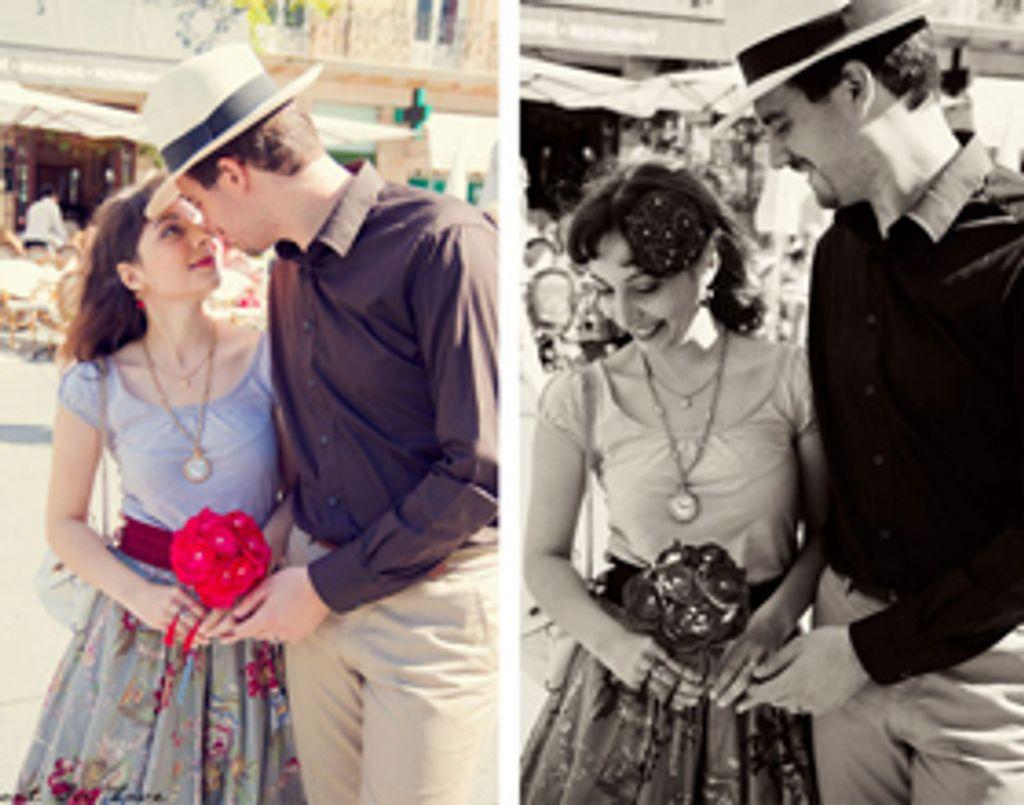 Blog de mariage : Le Petit Journal des mariages rétro