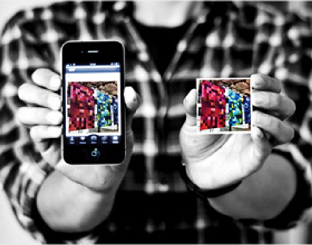 StickyGram, vos photos préférées transformées en magnets