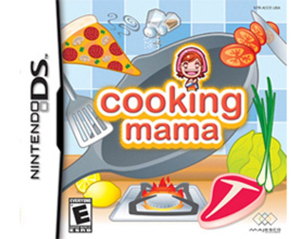 Autour de Cooking Mama...