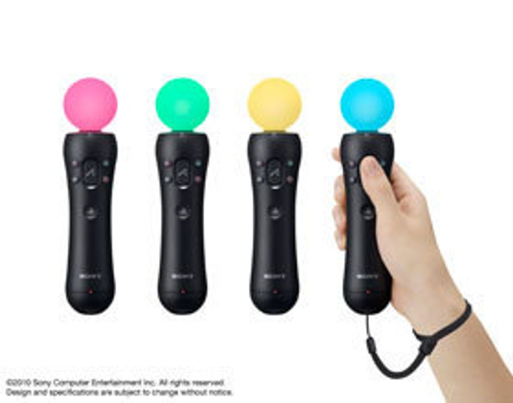 Je veux le Playstation Move Wand de Sony !