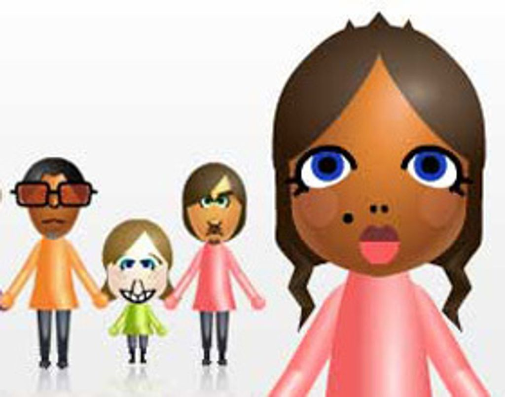 Malu a testé sur la Wii la chaîne concours Mii