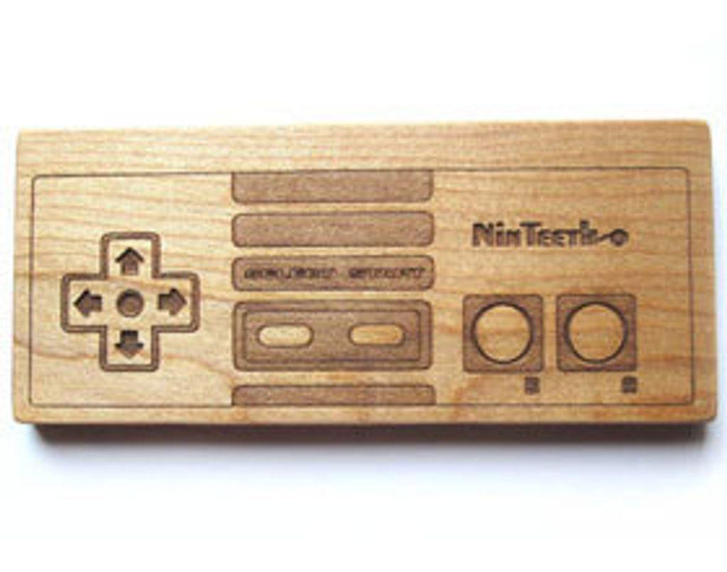 Je veux une console de jeu vintage!