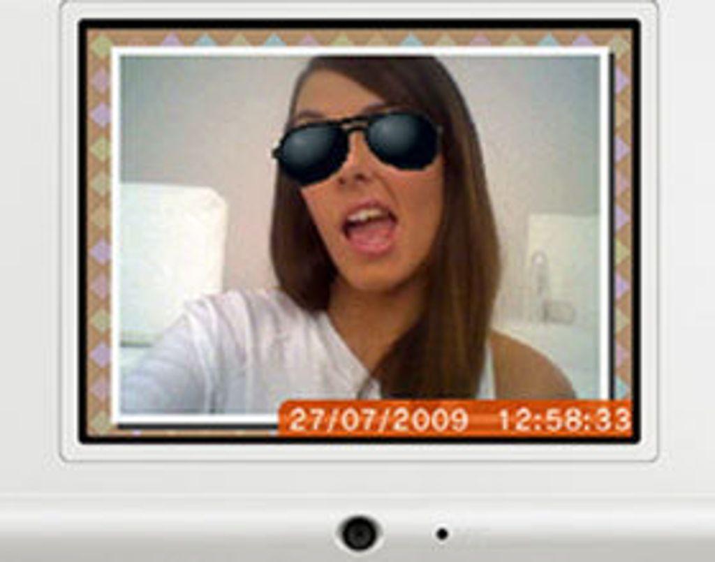 Facebook disponible sur Nintendo DSi