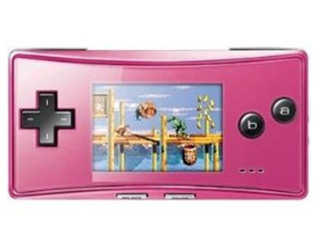 (Re)Découvrez la Game Boy Micro