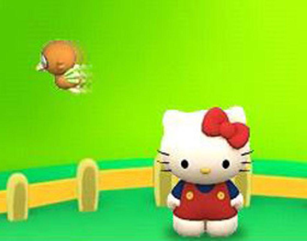 Hello Kitty Online, un univers tout rose