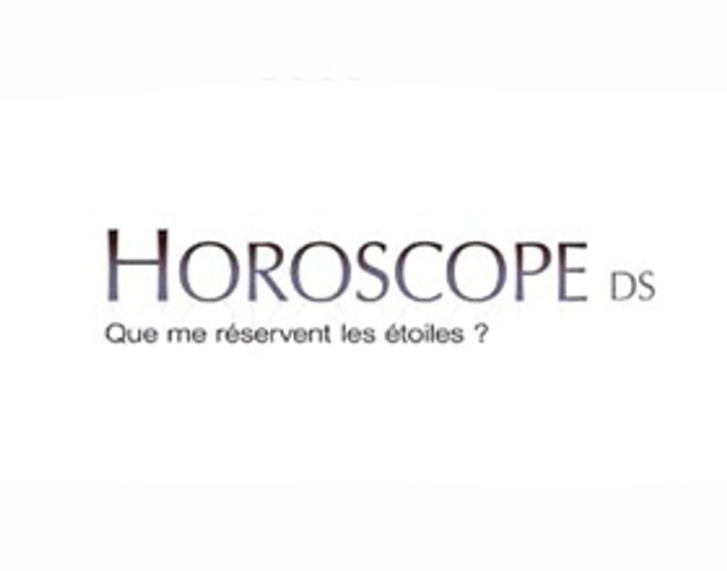 Horoscope DS : Que me réservent les étoiles aujourd'hui ?