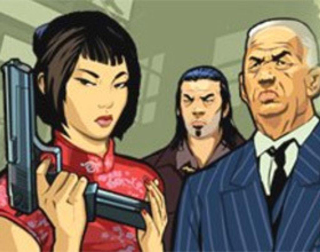GTA Chinatown Wars arrive sur PSP