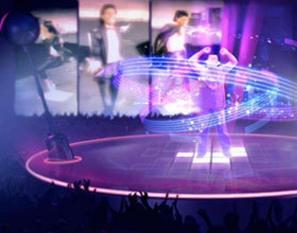Un jeu vidéo pour danser comme Michael ?