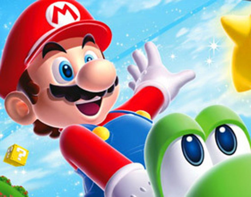 Le nouveau Super Mario est de sortie sur la Wii  !
