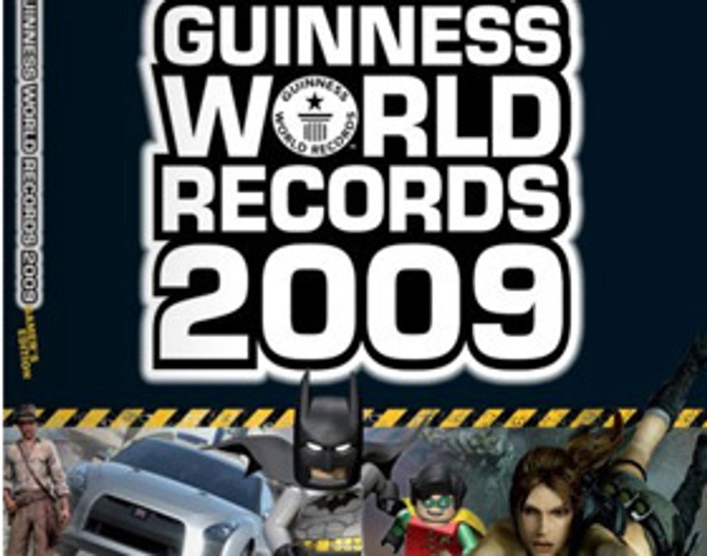 Guinness World Record 2009 Gamer's Edition