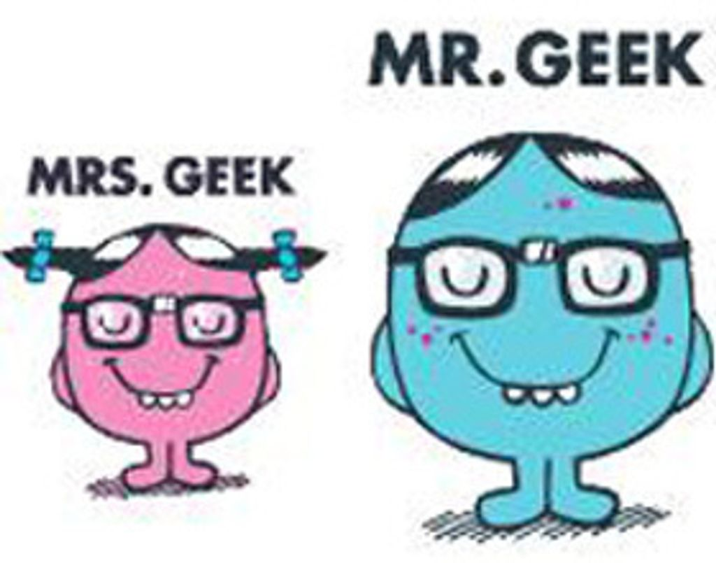 M. et Mme Geek