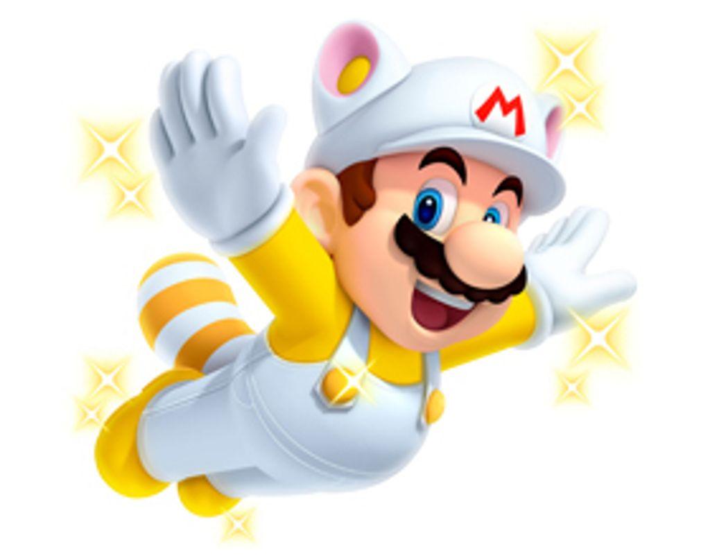 Chouette, un nouveau Mario