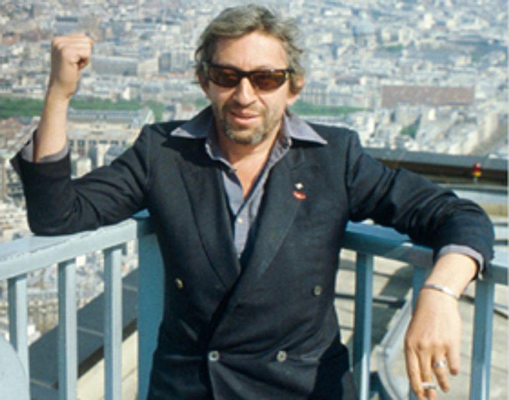 """Mon """"parcours Gainsbourg"""" dans les rues de Paris !"""