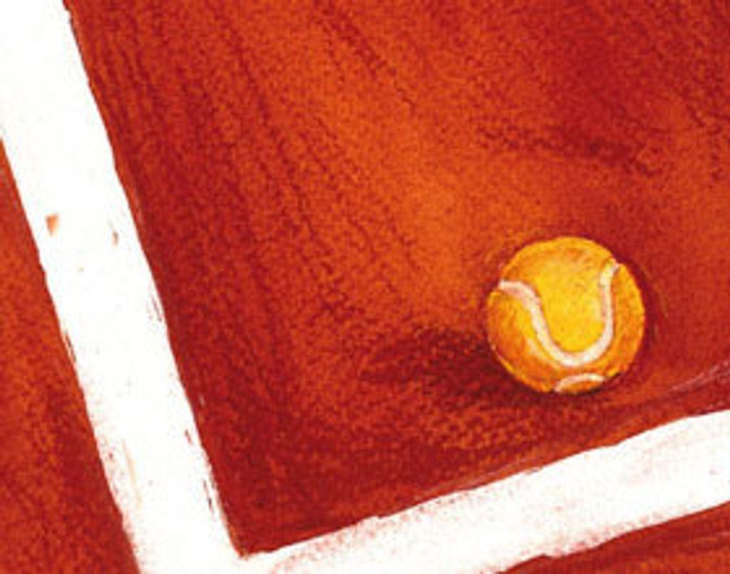 """""""Jeu, set et match"""" : un livre qui parle de sport qu'on va adorer ! Si si !"""