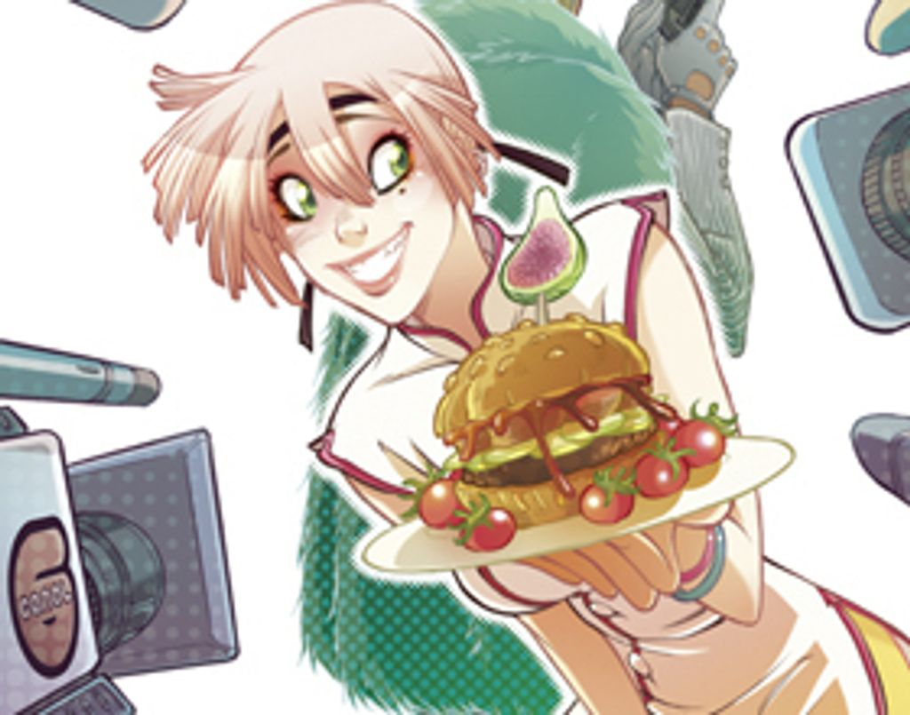 Mon coup de coeur BD : Lord of Burger !