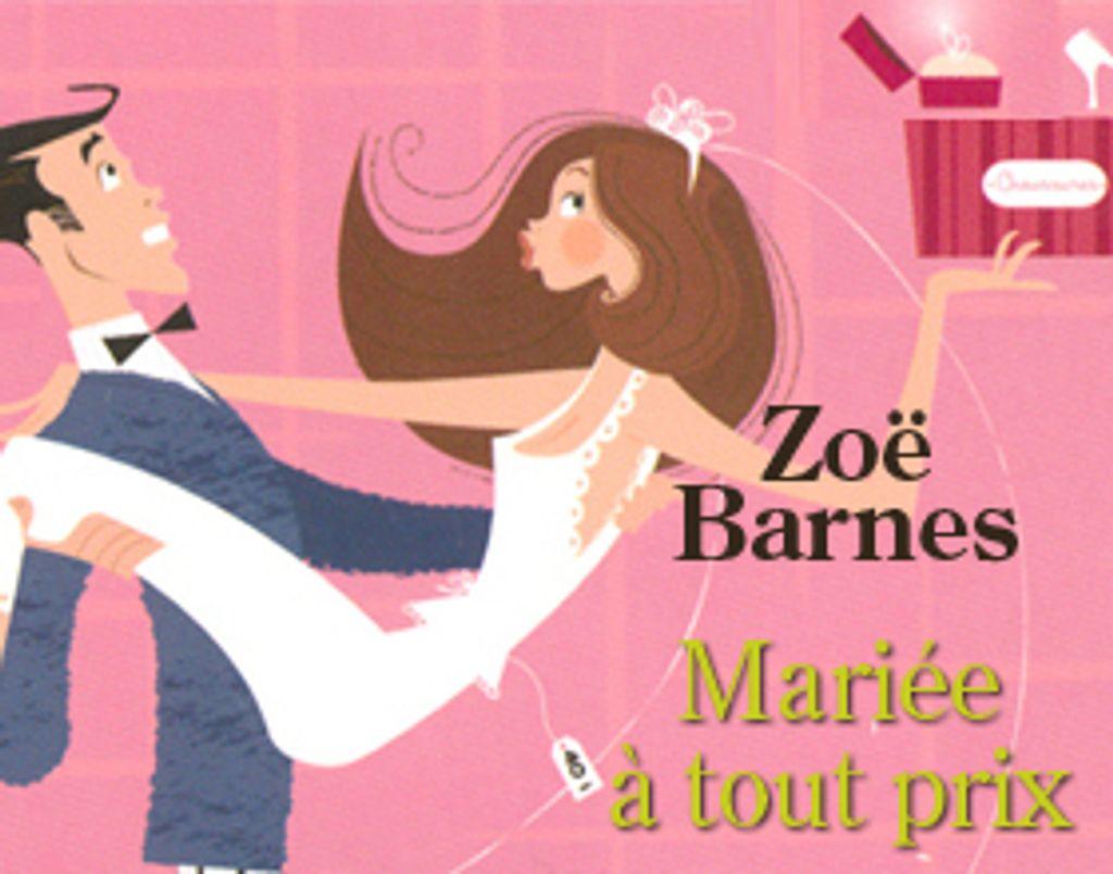 50 livres de Zoé Barnes !