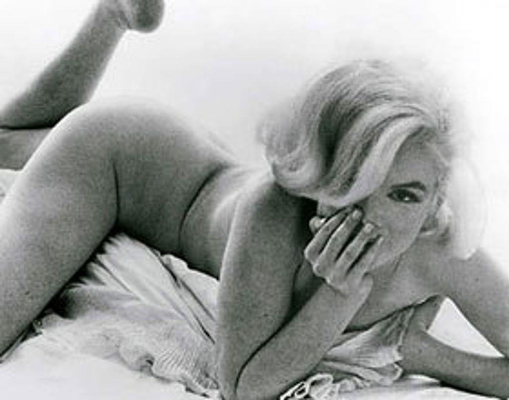 EXPO - Marilyn Monroe, la dernière séance