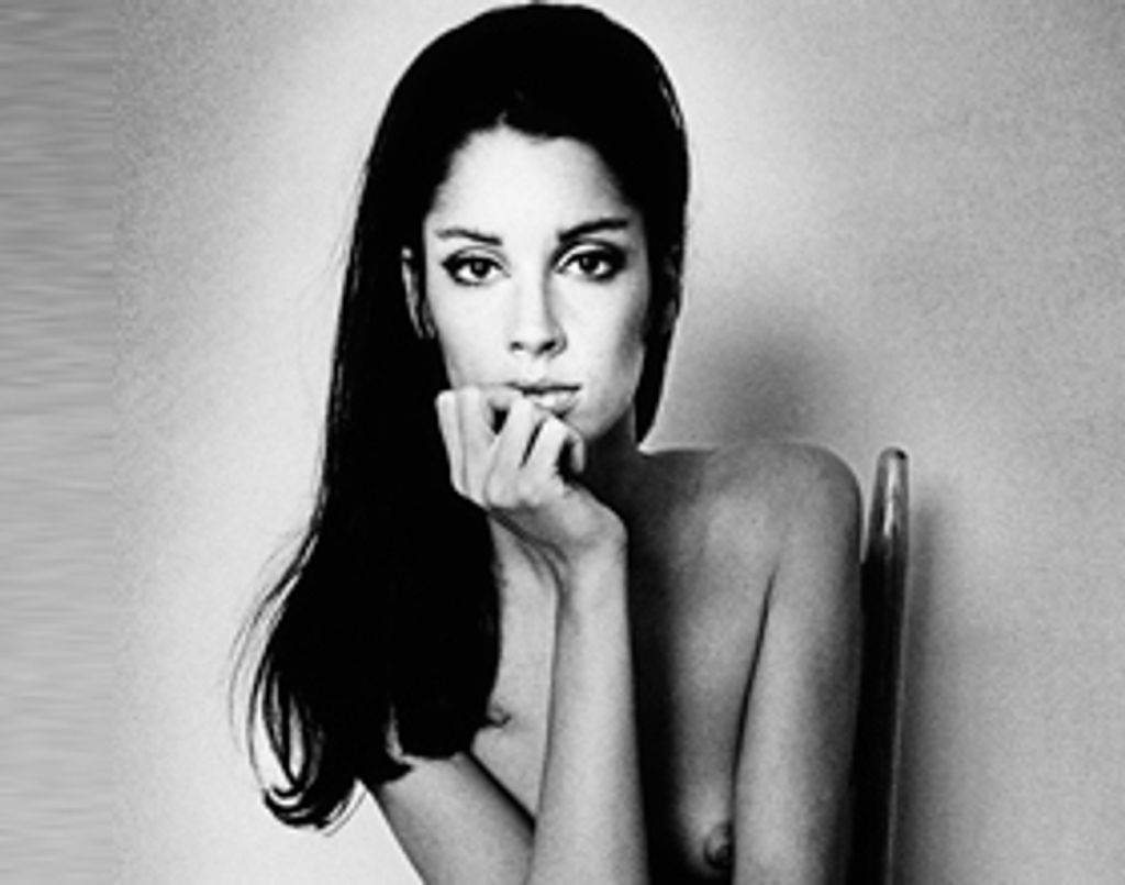 Les plus belles femmes photographiées par Jeanloup Sieff