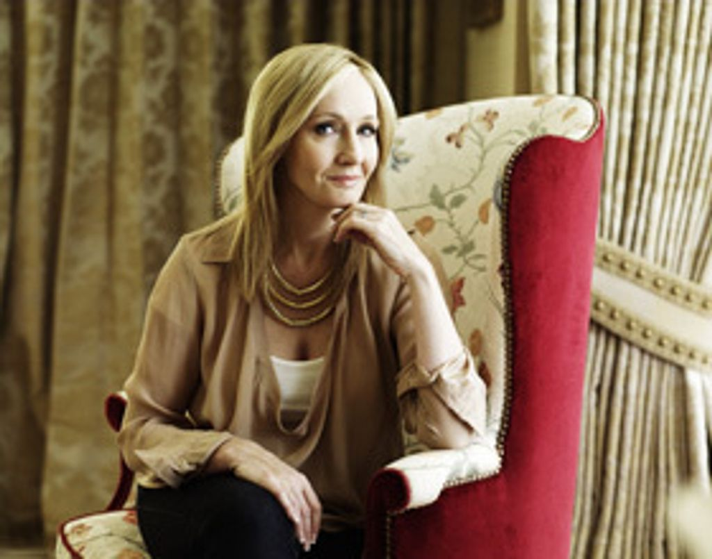 J'ai lu... Une Place à Prendre de J.K. Rowling !
