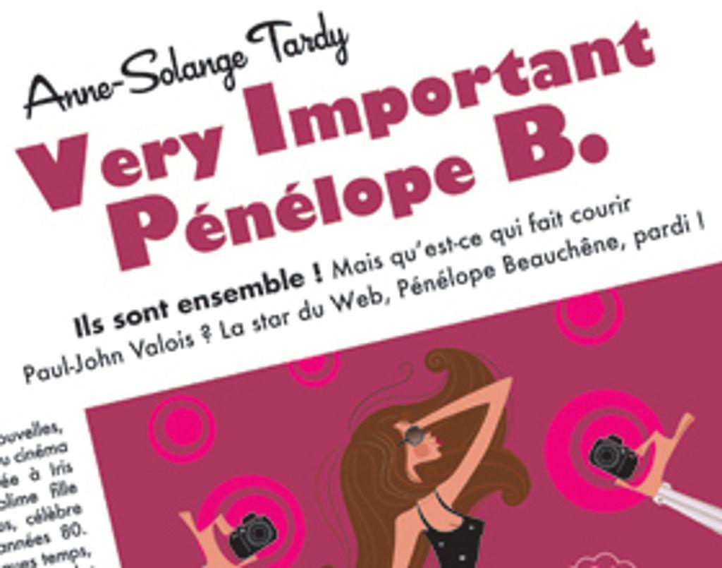 Very Important Pénélope B.