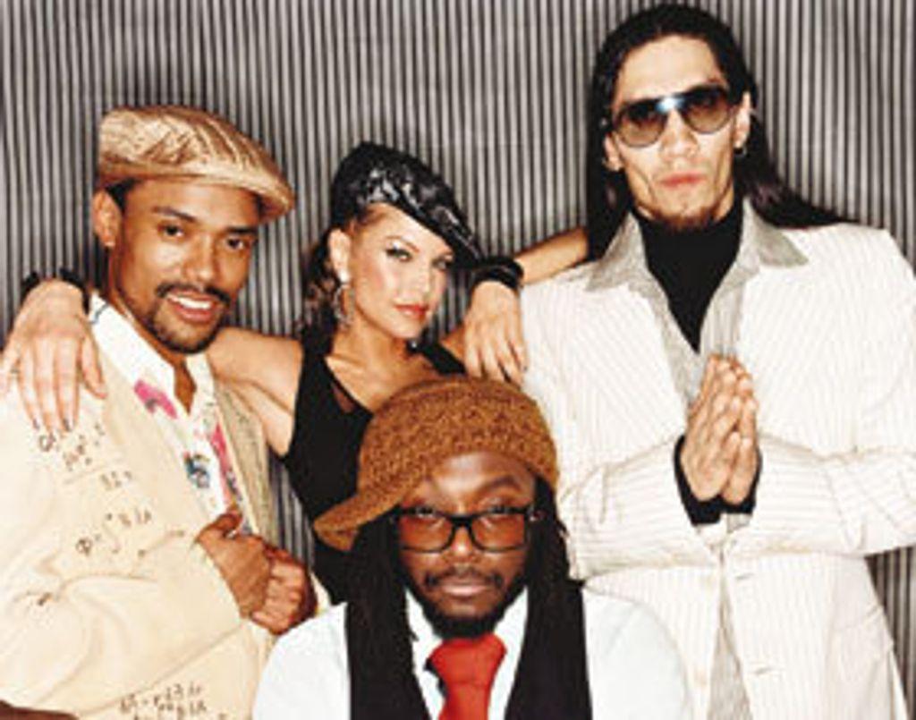Les Black Eyed Peas débarquent à Paris !