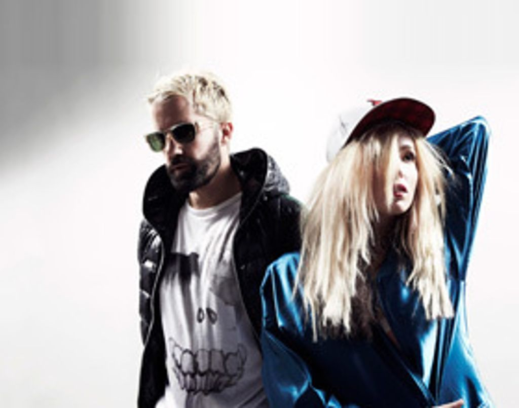 Concert interactif Orange RockCorps avec The Ting Tings !
