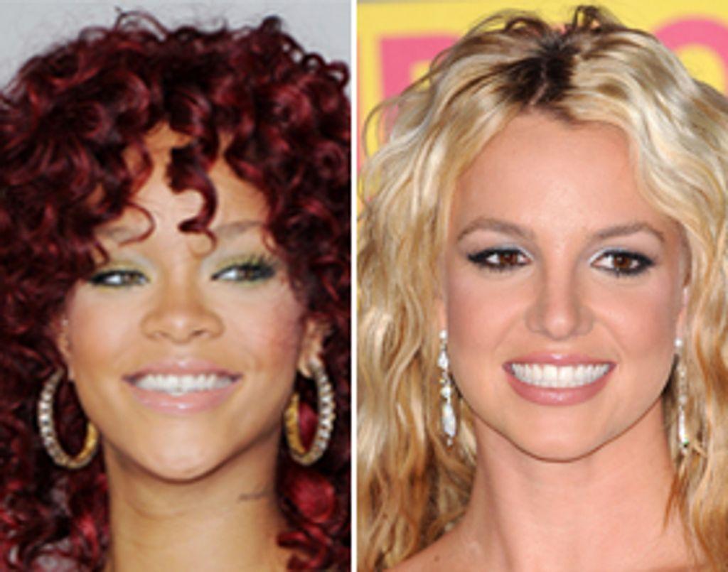 Britney Spears et Rihanna en duo !