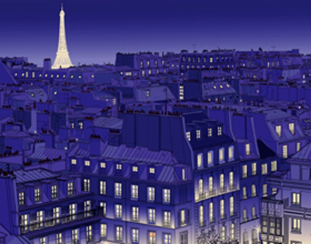ElleSonParis : 21 chanteuses et actrices chantent Paris