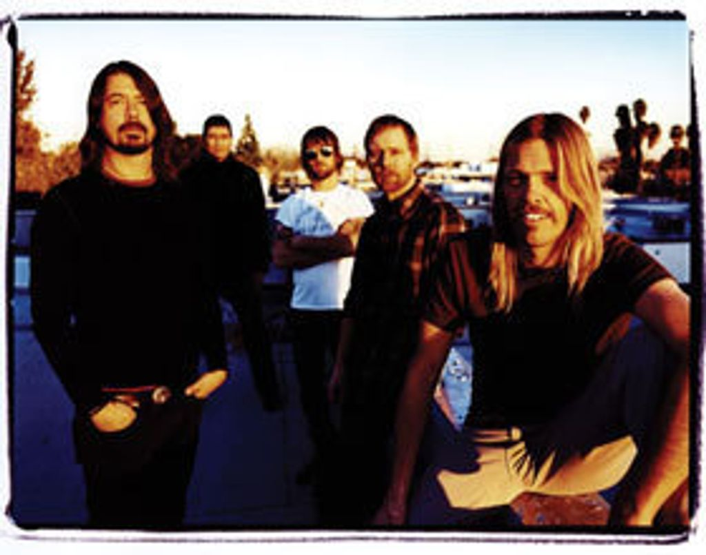 """On adore """"Wasting Light"""" des Foo Fighters"""