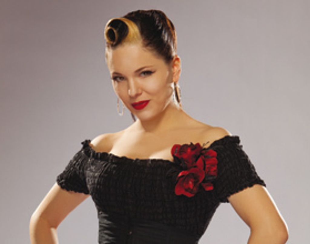 """On adore """"Love Tattoo"""" d'Imelda May"""