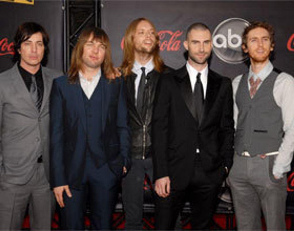 Les Maroon 5 reviennent avec un nouvel album !