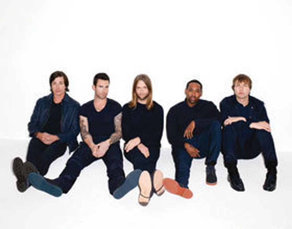 Maroon 5 sort son quatrième album : Overexposed !