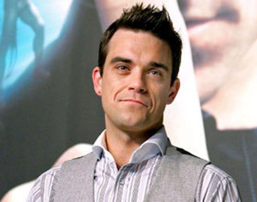 Robbie Williams de retour parmi les Take That